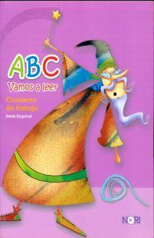 ABC VAMOS A LEER. PREESCOLAR (CUADERNO DE TRABAJO + LIBRO DE LECTURAS)