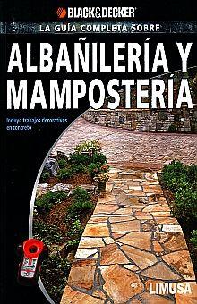 GUIA COMPLETA SOBRE ALBAÑILERIA Y MAMPOSTERIA, LA
