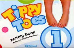 TIPPY TOES 1. ACTIVITY BOOK