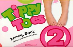 TIPPY TOES 2. ACTIVITY BOOK