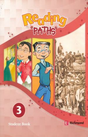 READING PATHS 3 STUDENTS BOOK