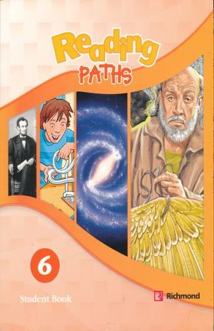READING PATHS 6 STUDENT BOOK
