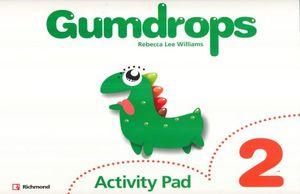 GUMDROPS 2 ACTIVITY PAD