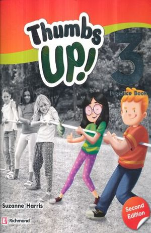 THUMBS UP 3 PRACTICE BOOK / 2 ED.
