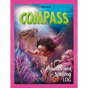 COMPASS LEVEL 1. PHONICS AND SPELLING LOG