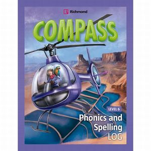 COMPASS LEVEL 6. PHONICS AND SPELLING LOG