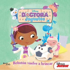 DOCTORA JUGUETES. REBOTON VUELVE A BRINCAR
