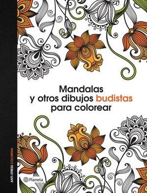 MANDALAS Y OTROS DIBUJOS BUDISTAS PARA COLOREAR