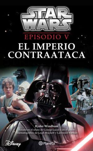STAR WARS EPISODIO V. EL IMPERIO CONTRAATACA