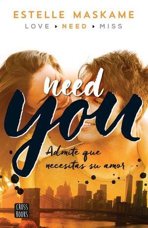 NEED YOU / YOU 2