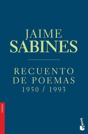 RECUENTO DE POEMAS 1950 - 1993