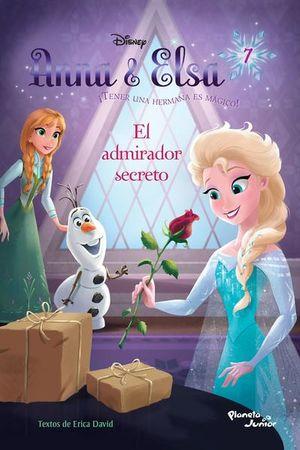 ADMIRADOR SECRETO, EL / ANNA & ELSA 7