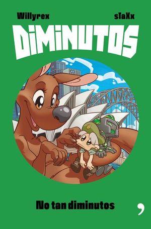 DIMINUTOS 3. NO TAN DIMINUTOS