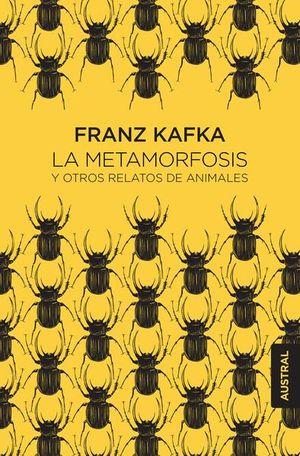 METAMORFOSIS Y OTROS RELATOS DE ANIMALES, LA
