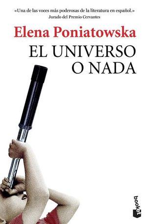 UNIVERSO O NADA, EL. BIOGRAFIA DEL ESTRELLERO GUILLERO HARO