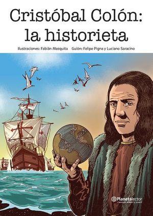 Colón. La historieta