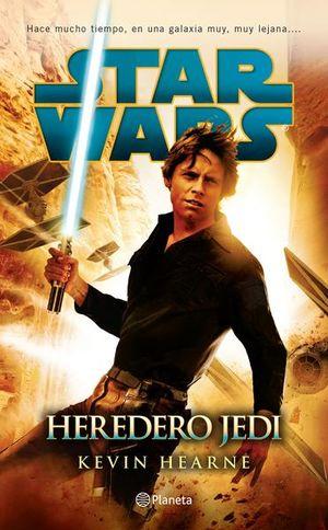 HEREDERO JEDI. STAR WARS