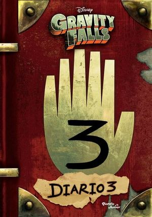Gravity Falls. Diario 3 / pd.