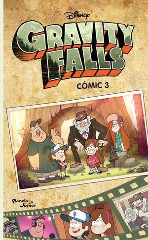 GRAVITY FALLS. COMIC 3