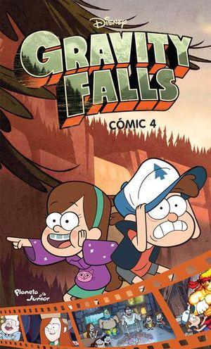 GRAVITY FALLS. COMIC 4