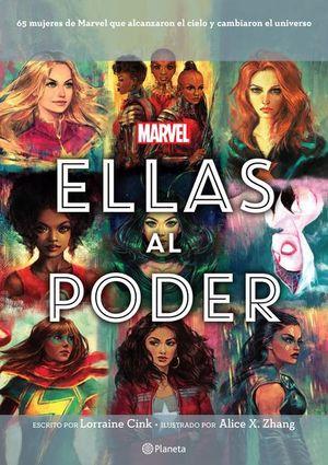 ELLAS AL PODER