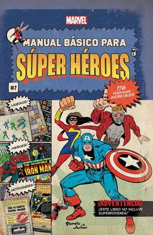 MANUAL BASICO PARA SUPER HEROES