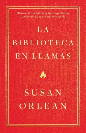 BIBLIOTECA EN LLAMAS, LA