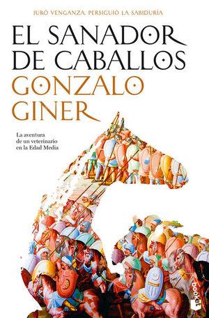 SANADOR DE CABALLOS. EL