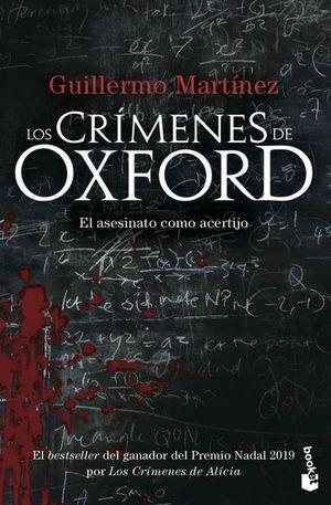 CRIMENES DE OXFORD, LOS. EL ASESINATO COMO ACERTIJO