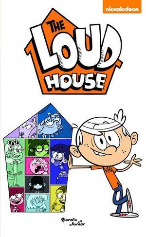 THE LOUD HOUSE. COMIC 1
