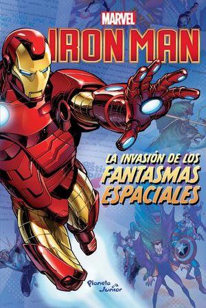 IRON MAN. LA INVASION DE LOS FANTASMAS ESPACIALES