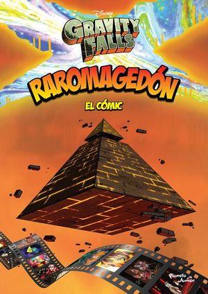 GRAVITY FALLS. RAROMAGEDON. EL COMIC