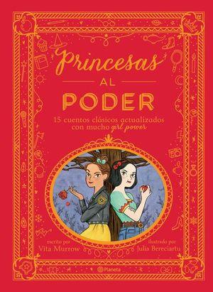 PRINCESAS AL PODER / PD.