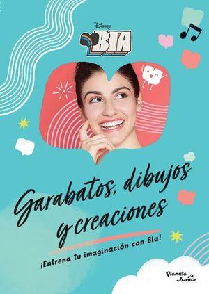 BIA. GARABATOS DIBUJOS Y CREACIONES