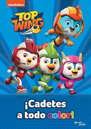 Top Wing. ¡Cadetes a todo color!