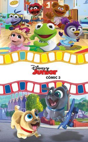 Disney Junior. Cómic 3