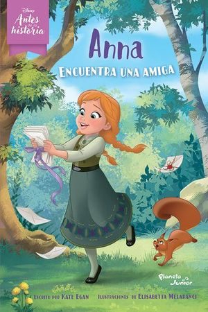 Anna encuentra una amiga