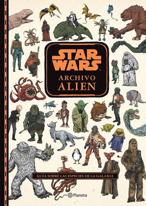 Star Wars. Archivo alien