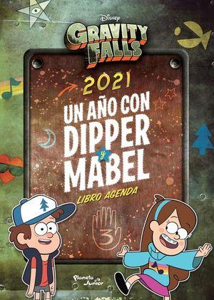 Gravity Falls. Un año con Dipper y Mabel