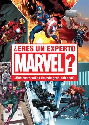 ¿Eres un experto Marvel?
