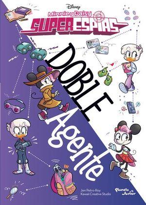 Minnie y Daisy superespías. Doble agente