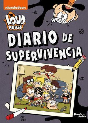 The Loud House. Diario de supervivencia