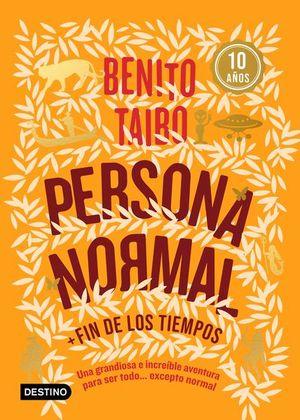 Persona normal (Naranja)