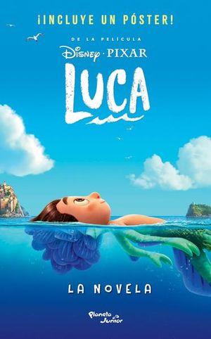Luca. La novela