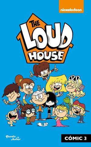 The Loud House. Cómic 3