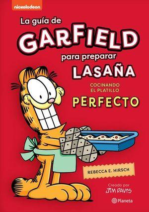 La guía de Garfield para preparar lasaña / pd.