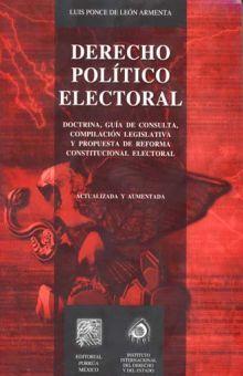 DERECHO POLITICO ELECTORAL / 4 ED.