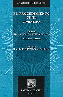 PROCEDIMIENTO CIVIL, EL. COMENTADO / 8 ED.