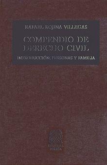 Compendio De Derecho Civil Tomo 2 Rojina Villegas Pdf