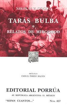 # 457. TARAS BULBA / RELATOS DE MIRGOROD